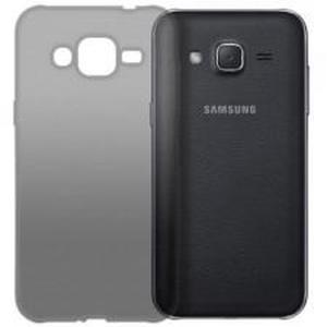 фото GlobalCase Samsung J200 TPU Extra Slim Темная (1283126468926)