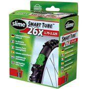 """фото Slime Антипрокольная камера с жидкостью 26 x1.75 - 2.125"""" PRESTA, (30060)"""