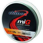 фото Climax Mig Extreme Braid Green (0.10mm 100m 6.8kg)