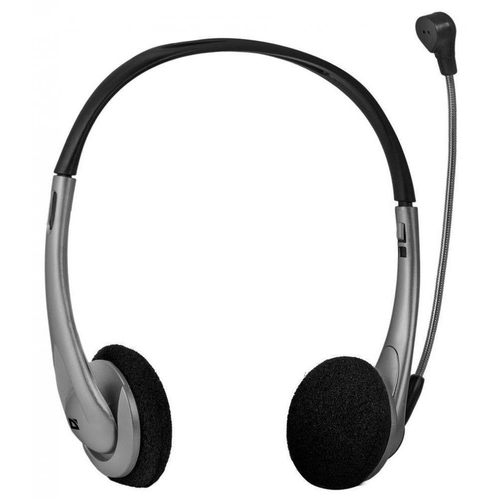 Defender Aura 114 Black/Silver (63114)