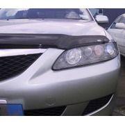 фото Airplex Защита фар Mazda 6 ( 2002, прозрачная)