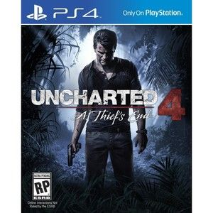 фото Uncharted 4 PS4