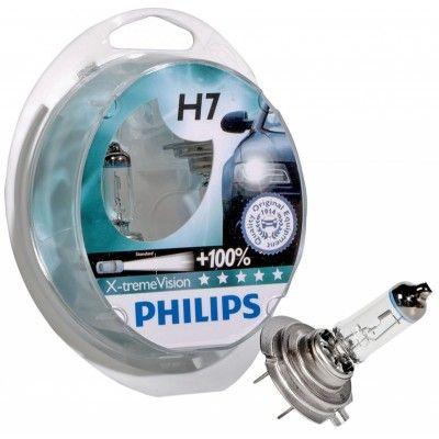 Philips H7 X-tremeVision 12V 55W (12972XVB1)