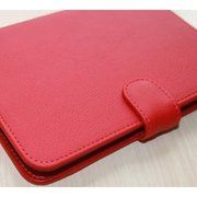 фото SaxonCase Обложка для Kindle 4 Touch Classic Red