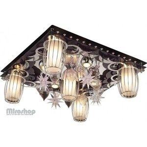 фото Altalusse Потолочный светильник LV217-09 Black & Chrome (8599869001270)