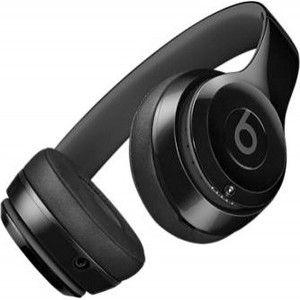 фото Beats by Dr. Dre Solo 3 Wireless On-Ear Headphones Gloss Black (MNEN2)