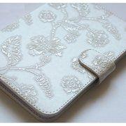 фото SaxonCase Обложка для PocketBook Basic 611/613 Rose White