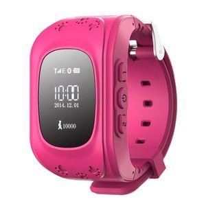 фото Smart Baby W5 GPS Smart Tracking Watch Pink (Q50)