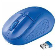 фото Trust Primo Wireless Mouse Blue (20786)