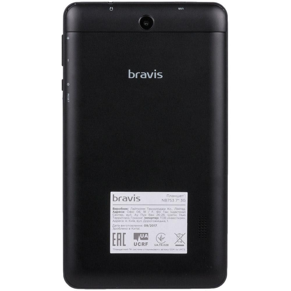 Bravis NB753 7 3G Black