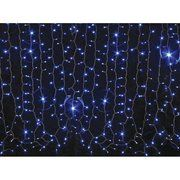 фото DeLux Curtain 456LED 2х1.5m синий/белый IP44 (10008249)