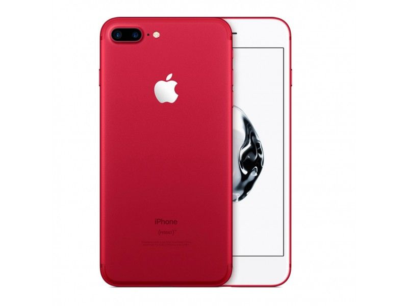 фото Apple iPhone 7 Plus 128Gb Red