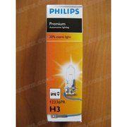 фото Philips H3 Premium 12V 55W (12336PRC1)