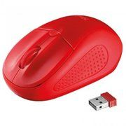фото Trust Primo Wireless Mouse Red (20787)