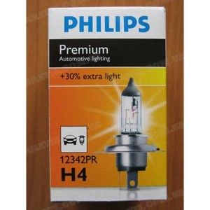 фото Philips H4 Premium 12V 55W (12342PRC1)