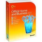 фото Microsoft Office Home and Business 2010 32/64Bit Russian DVD (T5D-00412)