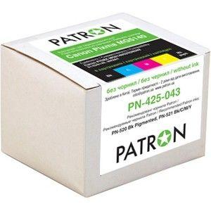 фото Patron ПЗК CANON PIXMA MG5140 (Комплект 5 шт) (PN-425-043) CIR-PN-CPGI425C-043