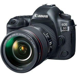 фото Canon EOS 5D Mark IV kit (24-105mm f/4) L II IS USM
