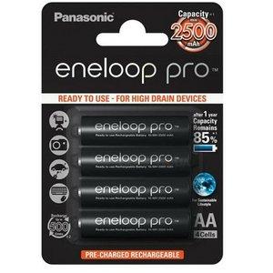 фото Батарейки Panasonic Eneloop Pro AA 2500 mAh 4BP