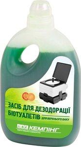 фото Дезодорирующая жидкость Кемпинг (для верхнього баку) 1 л (4823082712908)