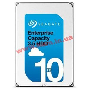 фото Seagate Enterprise Capacity 3.5 HDD ST10000NM0016