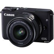 фото Canon EOS M10 kit (15-45mm) IS STM Black