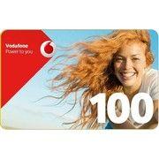 фото Vodafone Ваучер пополнения счета 100