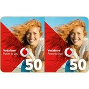 фото Vodafone Ваучер пополнения счета 50