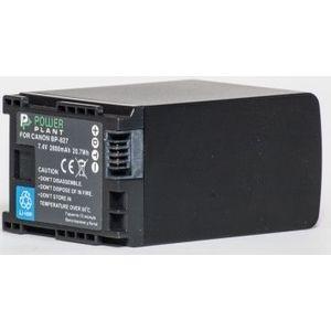 фото PowerPlant Aккумулятор для Canon BP-827 Chip (2800 mAh) - DV00DV1262