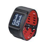 фото Nike +Sport Watch GPS black/red