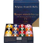 фото Aramith Super Aramith Pro Pool and Billiard Ball TV Set