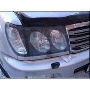 фото EGR Защита фар Toyota LAND CRUISER 100 (карбон)