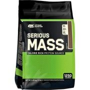 фото Optimum Nutrition Serious Mass 5455 g (16 servings) Chocolate