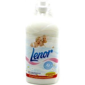 фото Lenor Для белья для чувствительной и детской кожи 2 л