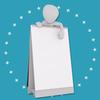 Library+icon+ +business+ +handbook