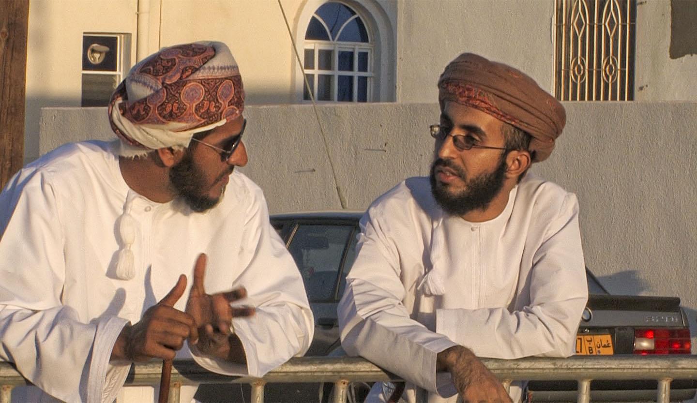 Vestirsi in Oman