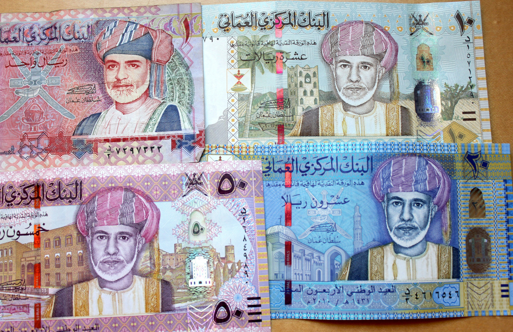 Moneta in Oman