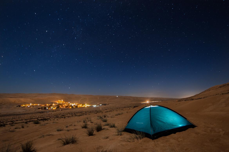 Avventura in Oman