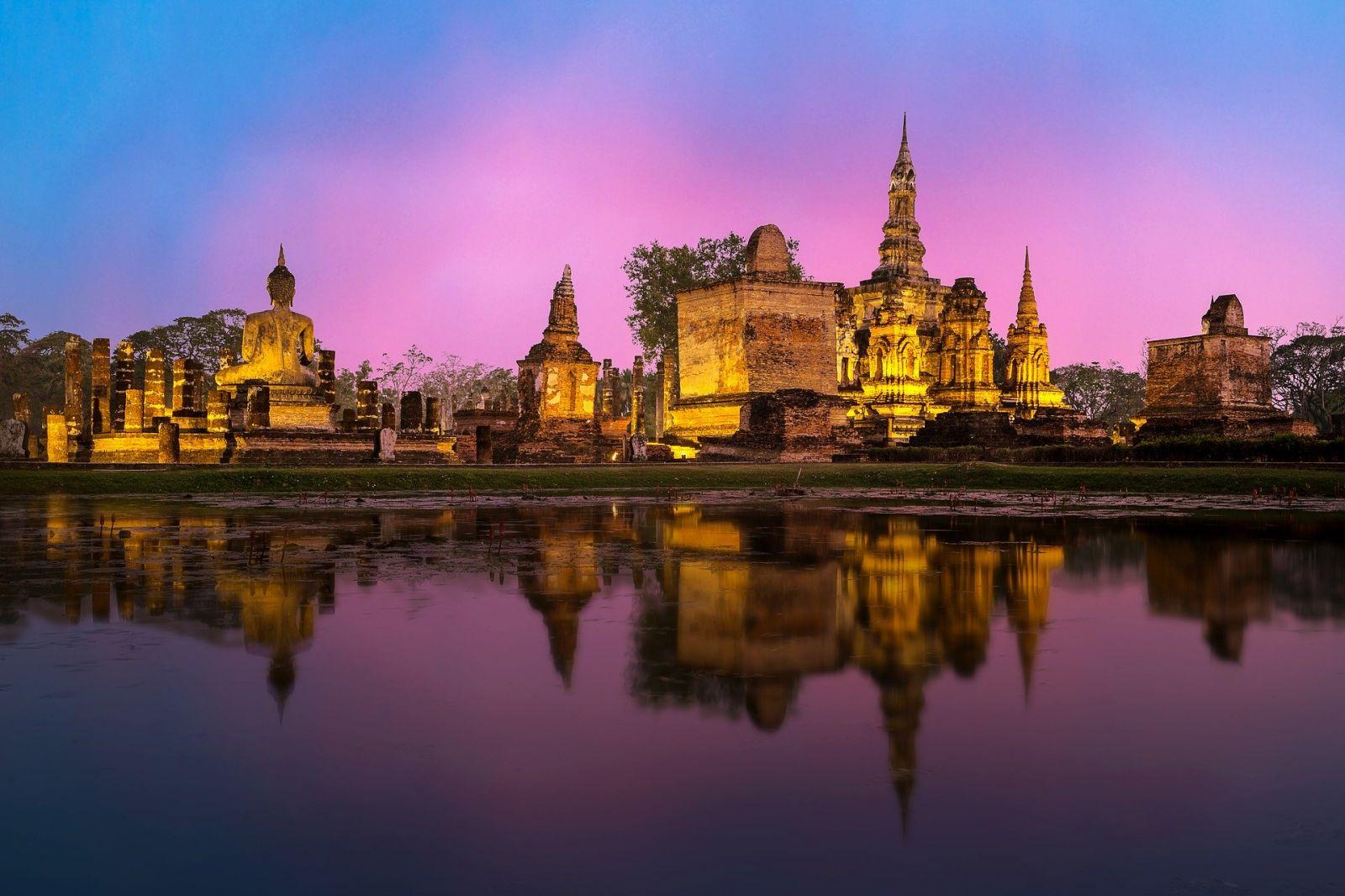 Thailand Storia e Cultura