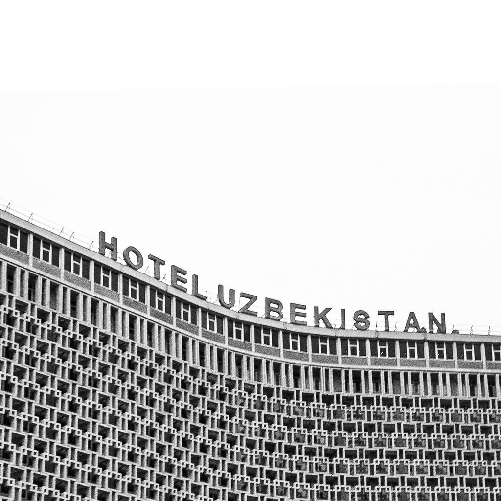Hotel Uzbekistan, retaggio russo