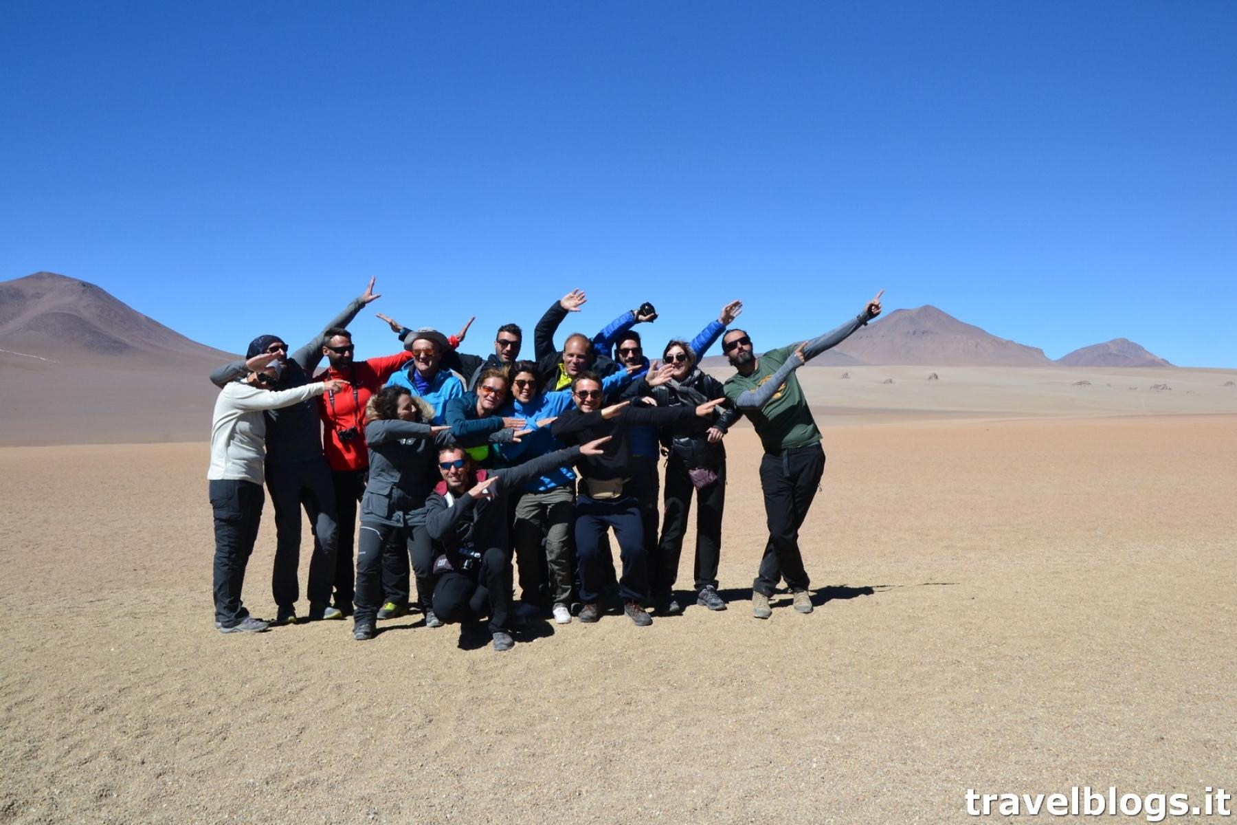 Salvador Dali in Bolivia