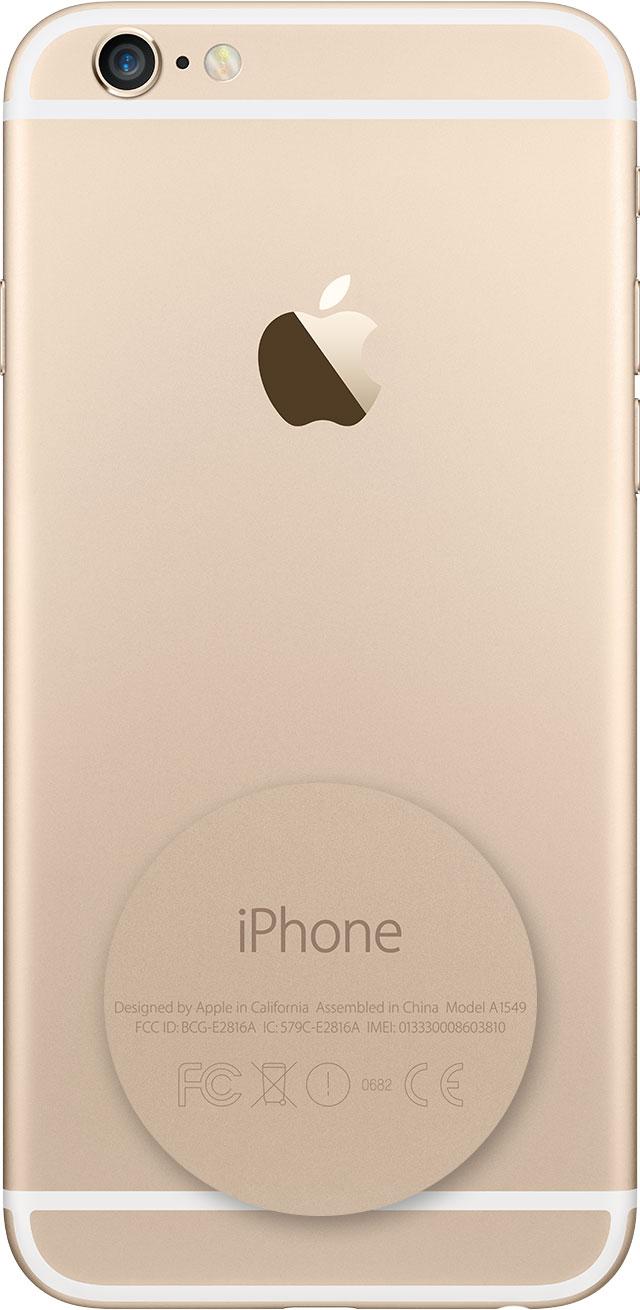 Op veel modellen van de iPhone5 en iPhone6 vindt u het serienummer in Instellingen en het IMEI-/MEID-nummer (de eerste veertien cijfers van het IMEI-nummer zijn het MEID-nummer) op de achterkant.