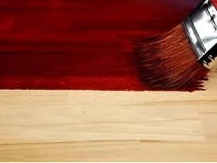 Какие материалы можно обрабатывать нашими красками для дерева.
