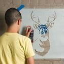 Рисунки и шаблоны для трафаретов