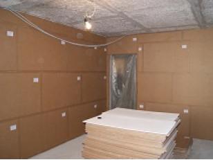 Звукоизоляция помещения часть 2