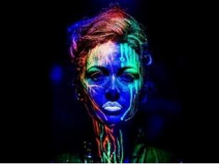 Производство флуоресцентной краски