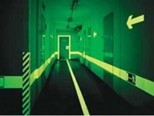 Флюоресцентные эвакуационные системы