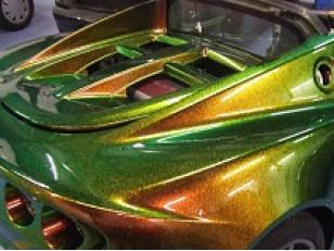 Пигмент Хамелеон – ноу-хау лакокрасочного производства
