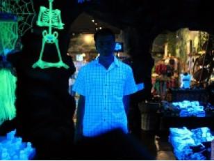 Светящиеся и флуоресцентные краски для ткани