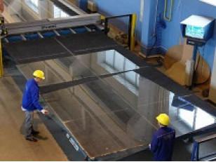 Как происходит закалка стекла